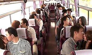 Japanese teen groupsex everywhere effect hotties on a school