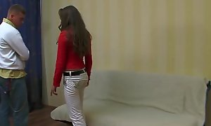 Casual lawful age teenager intercourse - honey lafee screwed wide of a pickuper