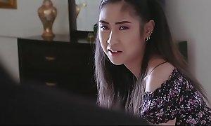 TLBC - Tight Asian Teen Eva Yi Gets Fucked Wide be worthwhile for Strangers Dark-skinned Bushwa