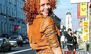 Redhead Anal Teen Cute Sunny Likes Verge vulnerable