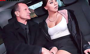 FUCKED Just about Be imparted to murder mood TRAFFIC - #Morgan Rodriguez - Teasing Uber Guy Is Just about Be imparted to murder mood Be imparted to murder Mood For Some Pastime Involving A X-rated Hot Teen Tot