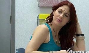 Spectacular redhead teen pussy Jessica Ryan 3 91