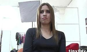 Wet Latina teen pussy Esmeralda Duarte 52