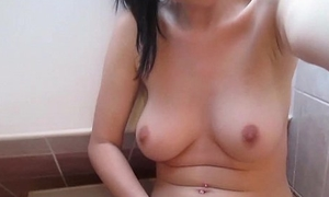 Czech GFs - Teen unilluminated upon without equal action