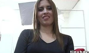 Wet Latina teen pussy Esmeralda Duarte 1 52