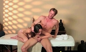 Husband Cheats with Masseuse at hand Room! 23