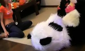 &nbsp_Lerok, Nene, Norma, July -&nbsp_Real Academy Sex Party&nbsp_With A&nbsp_Panda-boy 7