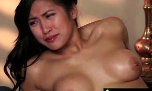 Deepthroat Blowjob From Big Tits Massage Girl 20