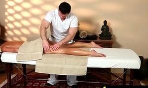 Deepthroat Blowjob From Big Chest Massage Girl 23