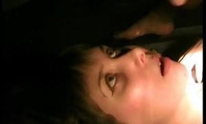Arrhythmic Off Around her Face