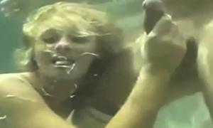 Underwater Moneyshot Compilation