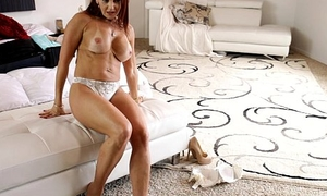 Mom and son give excuses trilogy sex tape