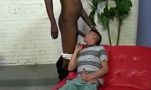 BlacksOnBoys - Interracial hardcore cheerful porn videos 17