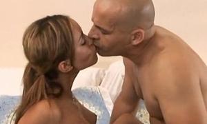 Melanie Rios Pleases Daddy