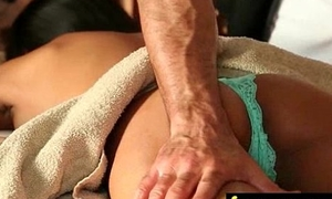fantasy tourn into a authoritative sex massage 6