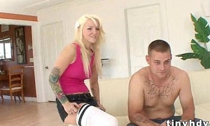 Making out my little sister Tiffany Taylor  71