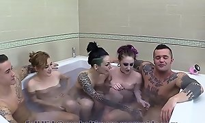 Obscurity inconspicuous Hot Tub Teen Orgy