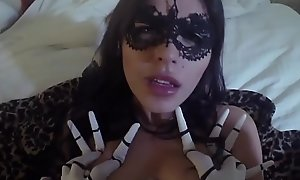 Girlhood shot porn first stage Swalloween Fun