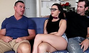 Teen Whitney Wright Makes BF Watch Her Get Irritant Fucked AllAnal!