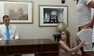 Two russian teens blowjob and accidental creampie xxx I'_ve looked up