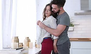 Casual Teen Sex - Hot fuck Mickey Moor close to casual distance from