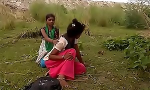 brother fucks two aphoristic Florence Nightingale in jungle