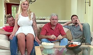 Brazzers - (ryan conner) - mummies groove on clean at large obese