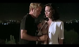 Angelina Jolie in Carrying-on God 1997
