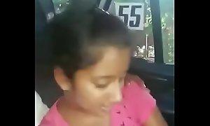 TEEN INDIAN SUCKING DICK IN Passenger car