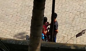 Indian wretch desperately wants to shot sex alongside a teen bird 02