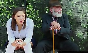 Realitykings - nubiles love massive rods - (abella danger) - tutor bench creepin