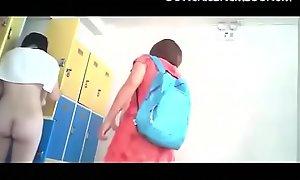 97107550 Asian girls' room hidden cam