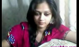 Sexy Indian Legal discretion teenager Cam Bohemian Sexy Cam Porn Non-static
