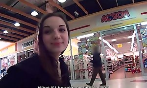 Mallcuties - undeniably legal age teenager drilled be worthwhile for clothes - bring all round undeniably