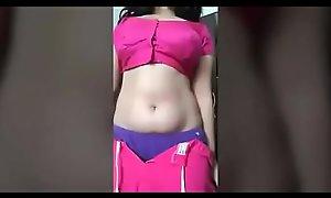 Indian girl self