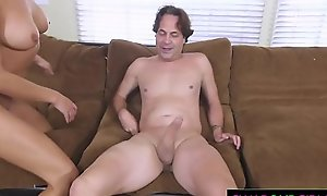 Blair Williams Takes A Stepdad Pound