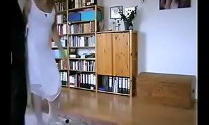 German MILF  Lady   c- Watch Part 2 at giztube lapdanceteens.com