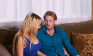 Teen Step Son Fucks Her Old woman And Dad