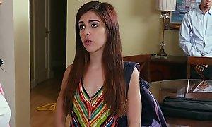 Flunking Act Daughter Gets A Golden Rachel Starr